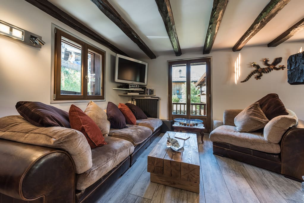 For Groups Flats In Chalet Center Of Tignes Chalets For Rent In Tignes Rh Ne Alpes France