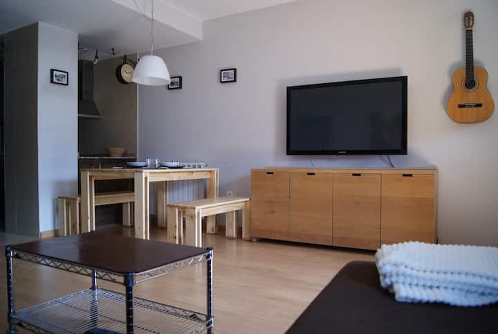 Casa acogedora con vistas en Tramacastilla de Tena
