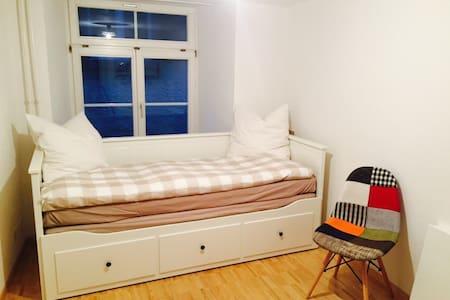 Apartment close to Basel and Zürich - Rheinfelden - Apartment - 1