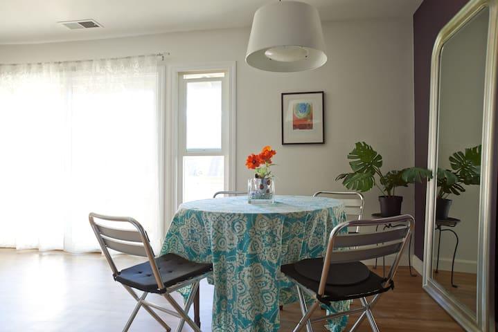 2 beds designer's home in Palo Alto - Palo Alto - Appartement en résidence
