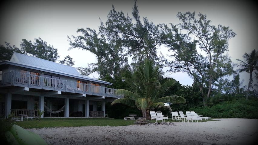 Keys Ocean front Islamorada  villa.