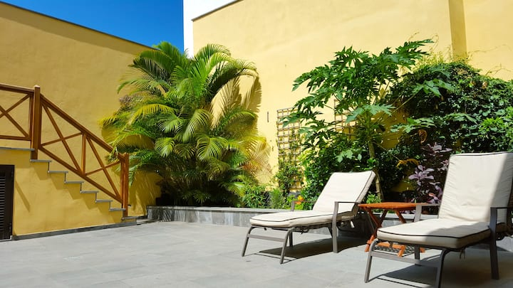 Exclusive Home in Old Garachico (2 people)