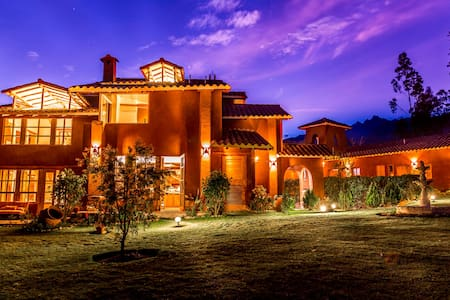 Luxury Villa Tayta in Urubamba Sacred Valley/Cusco - Urubamba - Huvila