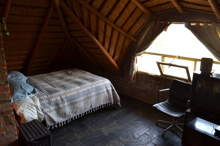 Espacioso cuarto con desayuno - La Paloma - Pousada