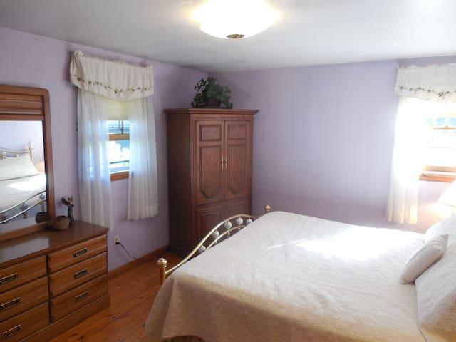 Lodge on Lilac Hill - East Burke - Casa