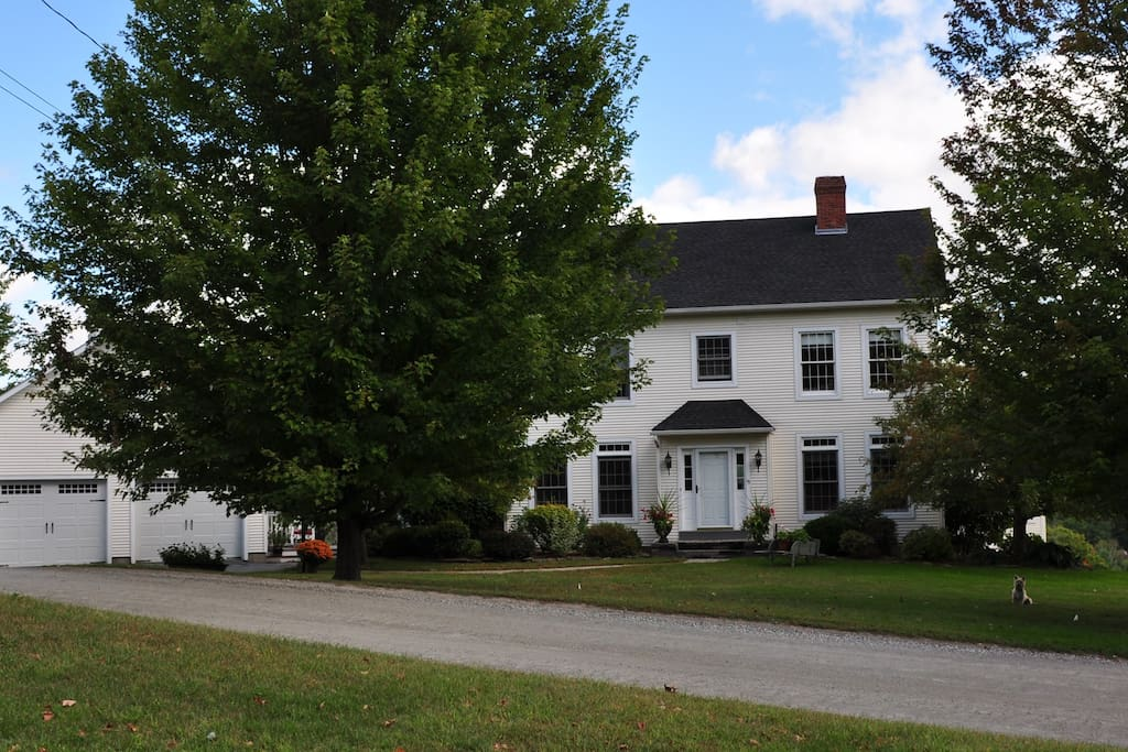 Beautiful Vermont Country Home Houses For Rent In Essex