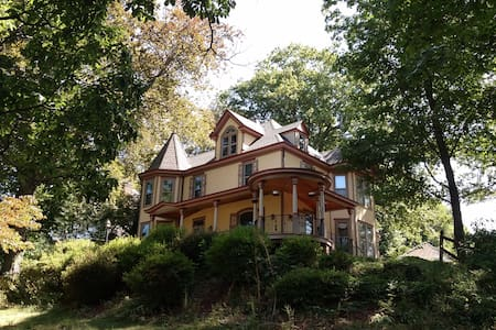 Beautiful Victorian Home - Mt Airy - Hus