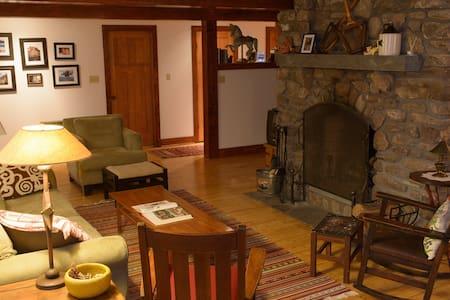Pocono Bungalow - Best Amenities! - Buck Hill Falls - Chalet
