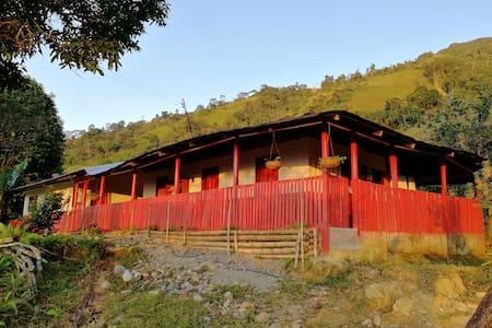 Habitación 1 en Finca La Popa