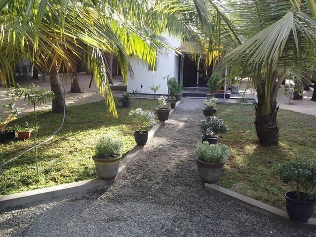 Family Ac Cabana - Kalpitiya - บ้าน