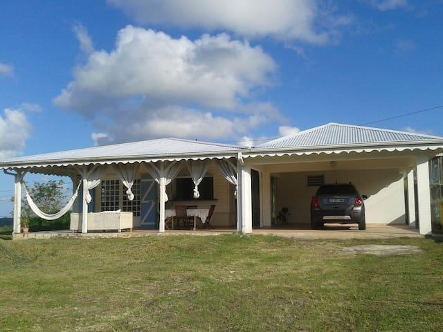Villa Le Ciel - Rivière-Pilote - Huis