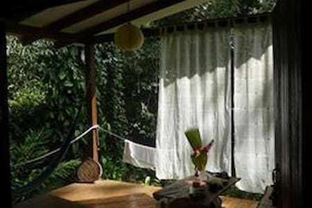 Casa Lina 2 bedroom jungle ECOhouse - Puerto Viejo de Talamanca - Haus
