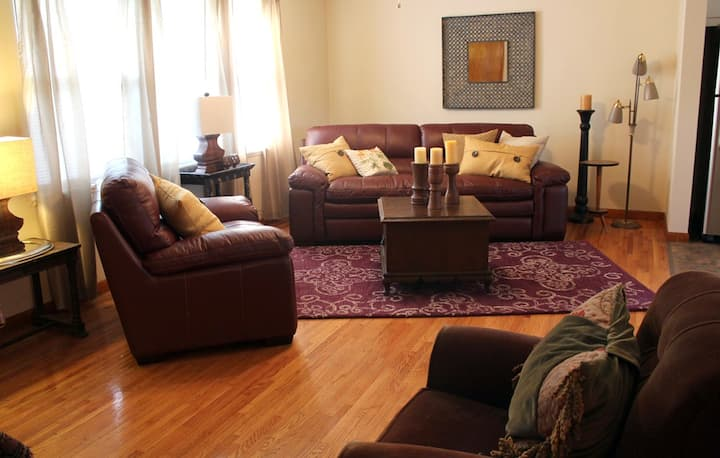 Remodeled home in Capital City