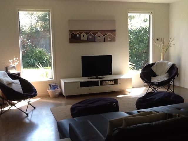 Modern beach house 250m to beach - Phillip Island - Rumah