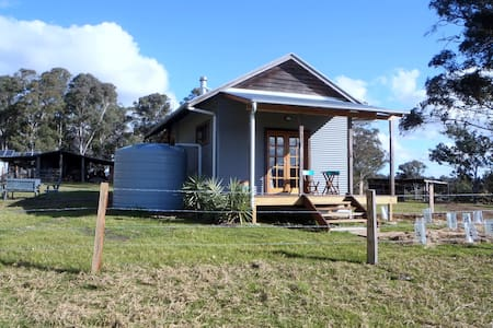 A Simpler Place in Time - Woodenbong - Zomerhuis/Cottage