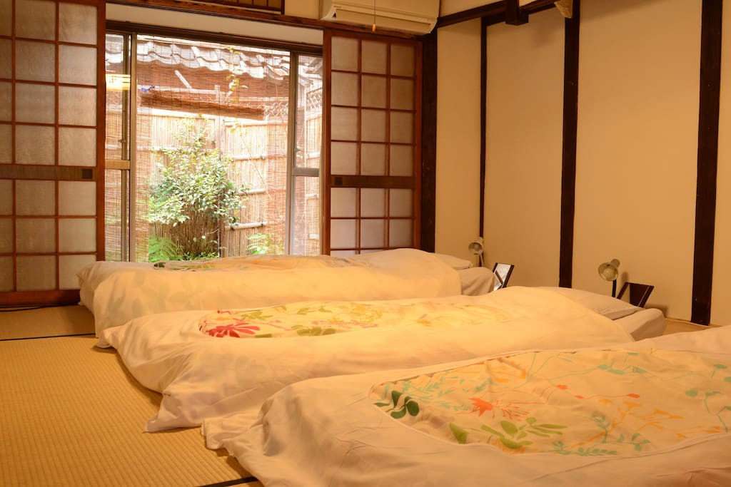 2 Beds Dorm or 2 to 3 Persons Private Room