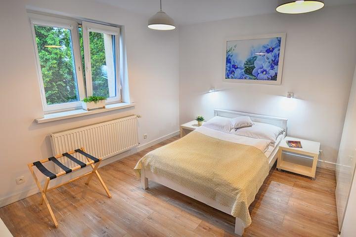 Stylowy apartament w Chełmnie