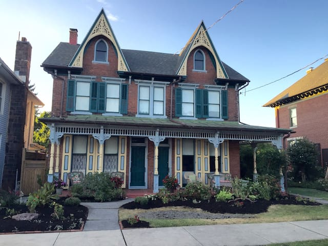 SweetArrowInn-RoseRm-Close2Hershey - Hummelstown - Bed & Breakfast