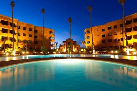 Amazing apartment in Marrakech - Marrakesh - Apartment