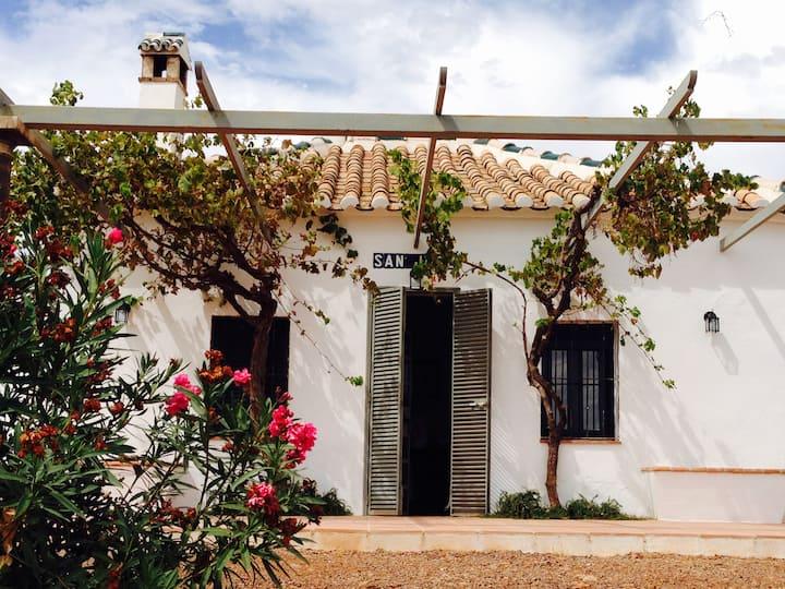 San José Cottage, romantic nest