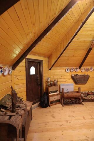 Molfara Cottage in Carpathian mountains - Verbovets' - Maison