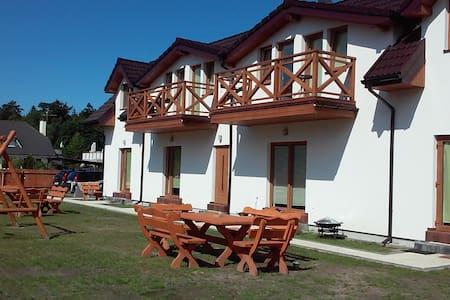 Pokój dwuosobowy w Domu nad morzem Sosenka - Mielenko
