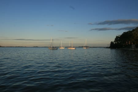 Lake Macquarie Waterfront Sanctuary - Carey Bay - Haus