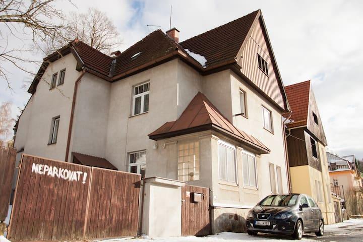 "Penzion ""Cavalletta""(Jachymov) - Jáchymov - Haus"