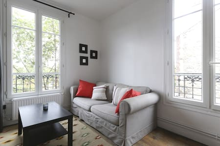 ★Renovated Flat in PARIS, close CDG & Villepinte ★ - Le Bourget