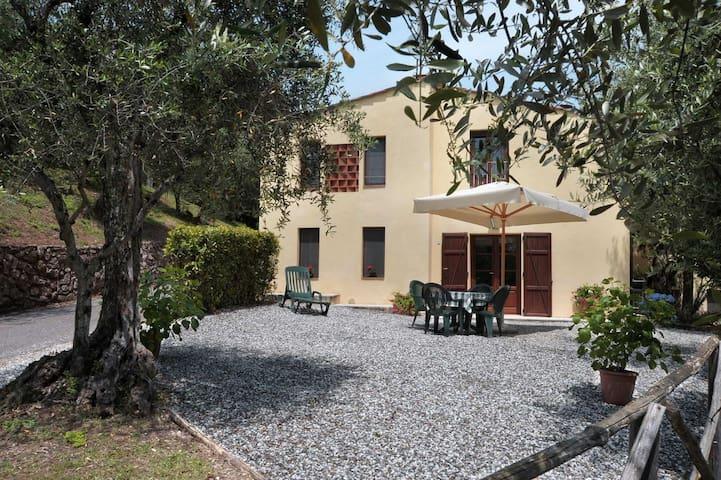 La Capannina - Monsagrati - House