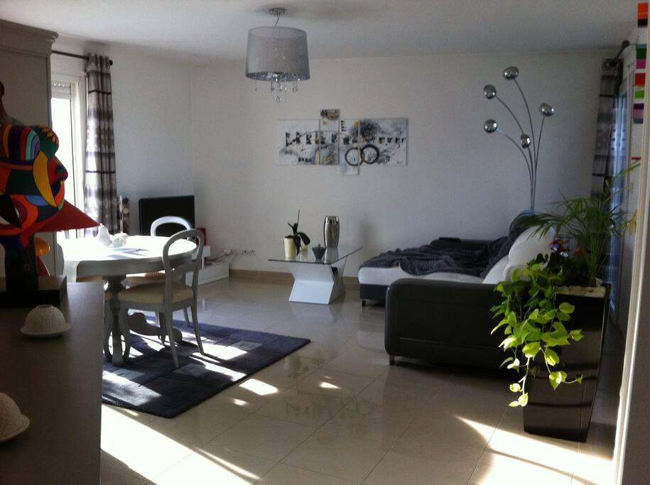 Chambre dans appartement de 70m2 appartements louer for Appartement bordeaux 70m2