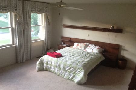 SPACIOUS ROOM QUIET NEIGHBORHOOD - Spring City