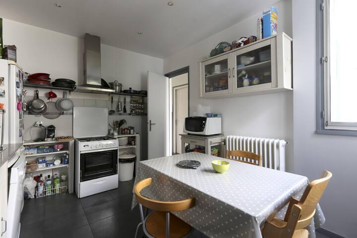 maison familiale jardinproche paris - Clamart - Rumah