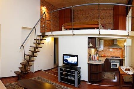 Квартира на Большой Житомирской - Kyiv - Apartment