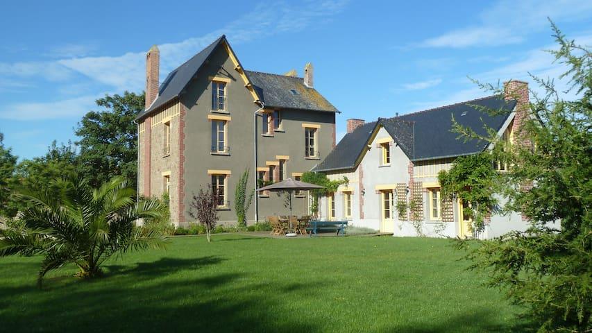 Saint Malo -Maison VILLA  MIMOSAS 2 à 14p - Saint-Malo - House
