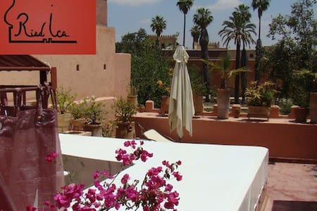 N°1 Emplacement PREMIER ! Riad Ica