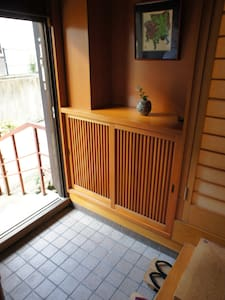 The room in Japanese bathhouse:)