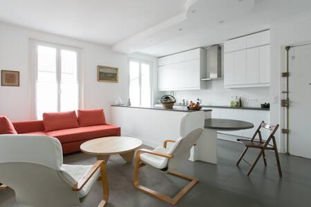 Appartement 1er étage clair rénové. - Иври-сюр-Сен