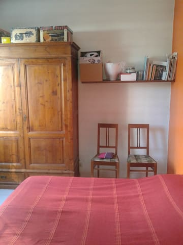 lovely double room - Novate Milanese - Lägenhet