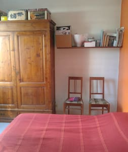 lovely double room - Novate Milanese - Apartamento