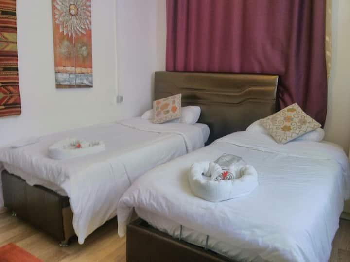 Yildirim guesthouse Twin Room