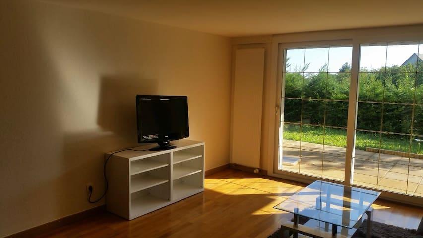 Appartement de type 2  très clair - Dijon - Ev
