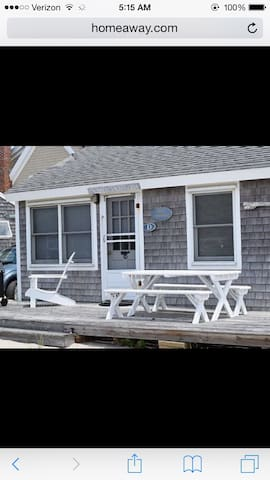 Cape Cod Cottage on Private Beach - East Sandwich - Muu