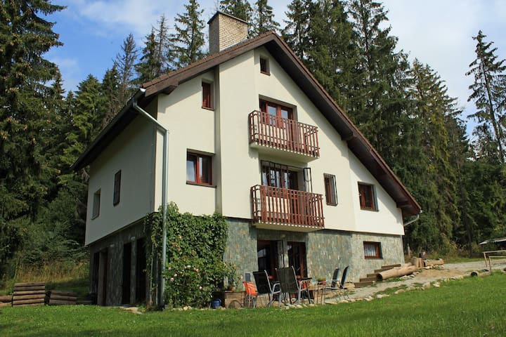 Forest house Tatra for 12, T. Štrba - Štrba - House