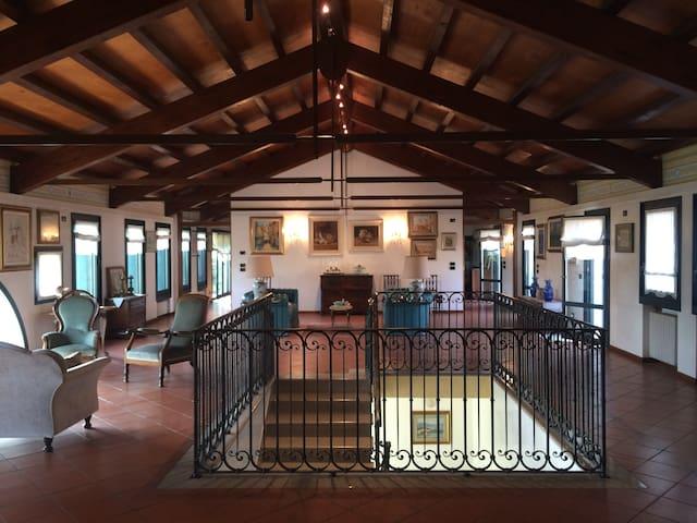 Appartamento di lusso villa d'epoca - Treviso - Apartamento
