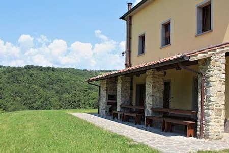 Private SPA, Panorama.. <3 - Sansepolcro - Bed & Breakfast