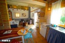 salón cocina  PLANTA 0