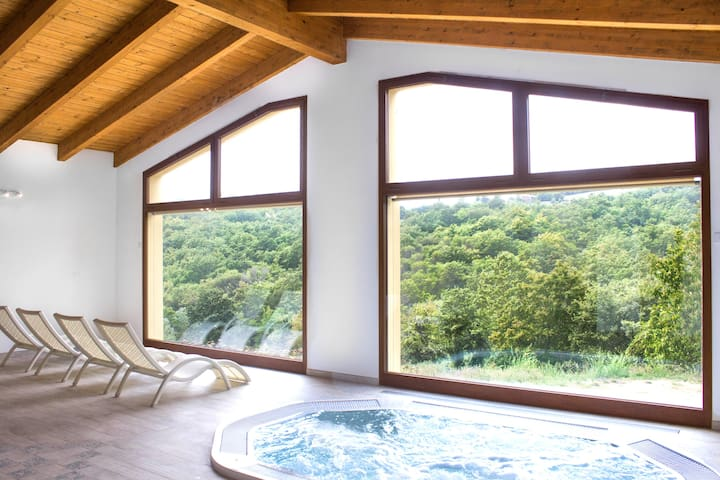 Private SPA, Panorama.. <3