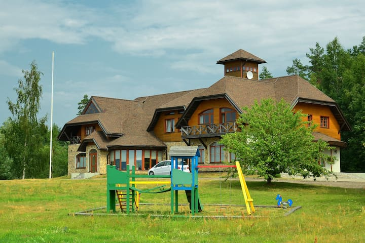 Cosy guest house near by Ventspils. - Pope - Apartamento