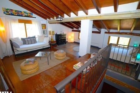 CASA COMPLETA 2-6 PERSONAS - Chulilla - House